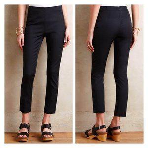 ANTHROPOLOGIE Essential High Rise Dark Grey Pants